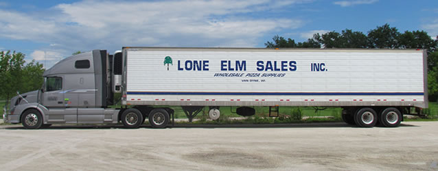 Trucking - Lone Elm Sales, Inc